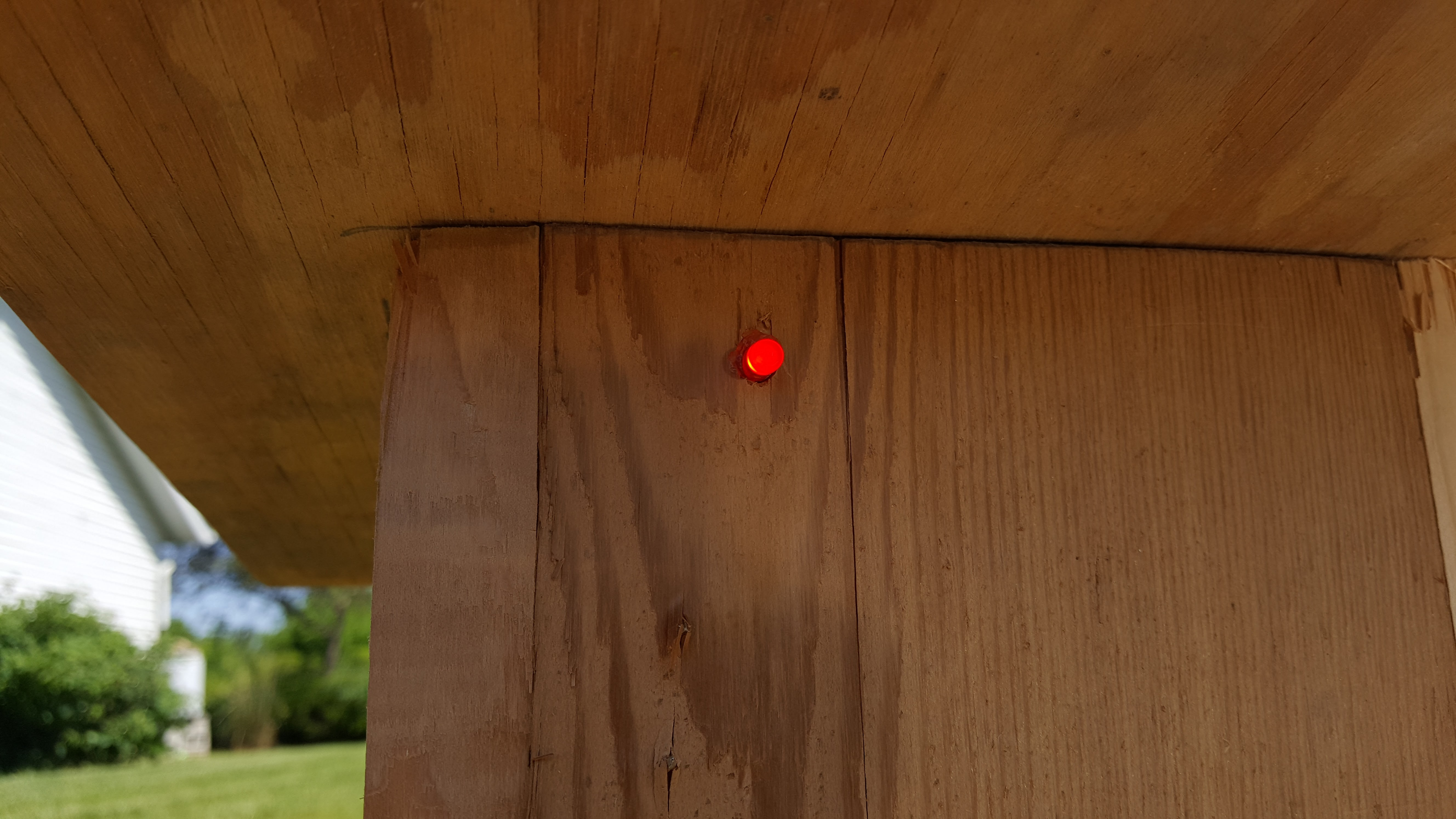 Exterior Indicator Light